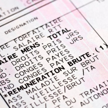 Bulletins de salaires