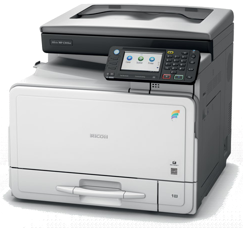 Aficio™MP C305SP