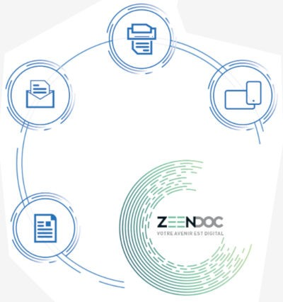 Zeendoc solution d'archivage de document avec TecB