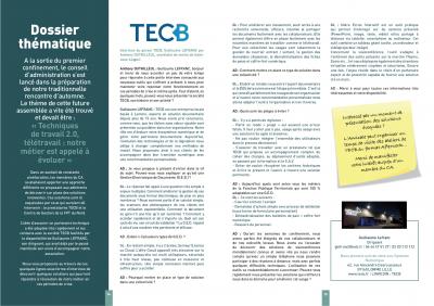 Techniques de travail 2.0 : Comment TECB peut vous aider dans votre transition numérique ?